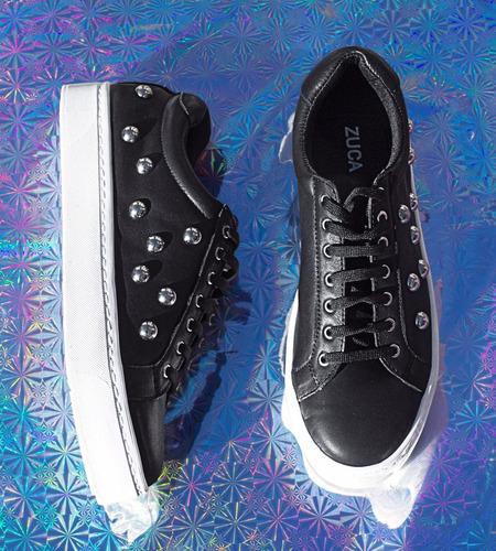 zapatillas sneakers mujer cuero legítimo