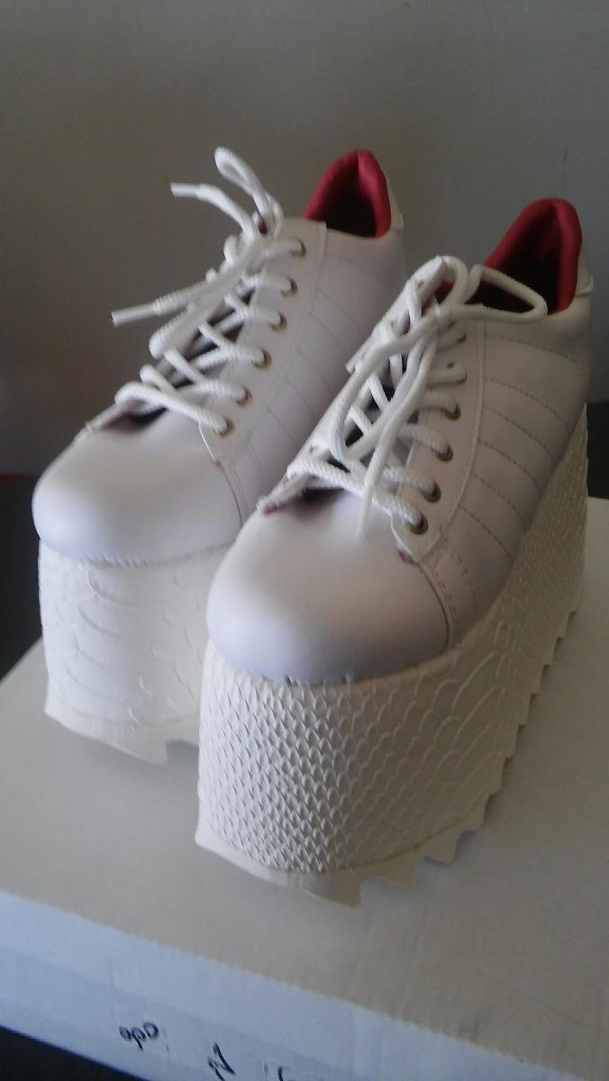e0c2b654 zapatillas sneakers mujer moda 2017 plataforma alta 1900. Cargando zoom.