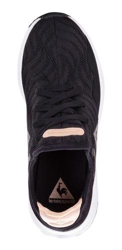 zapatillas solas negro unisex le coq sportif original