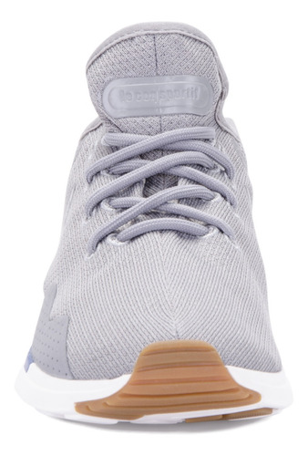 zapatillas solas sport gris unisex le coq sportif