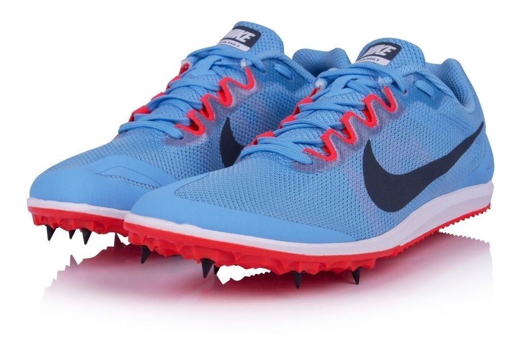 Zapatos Clavos Atletismo Nike Rival M 11.5 Usa Hombre
