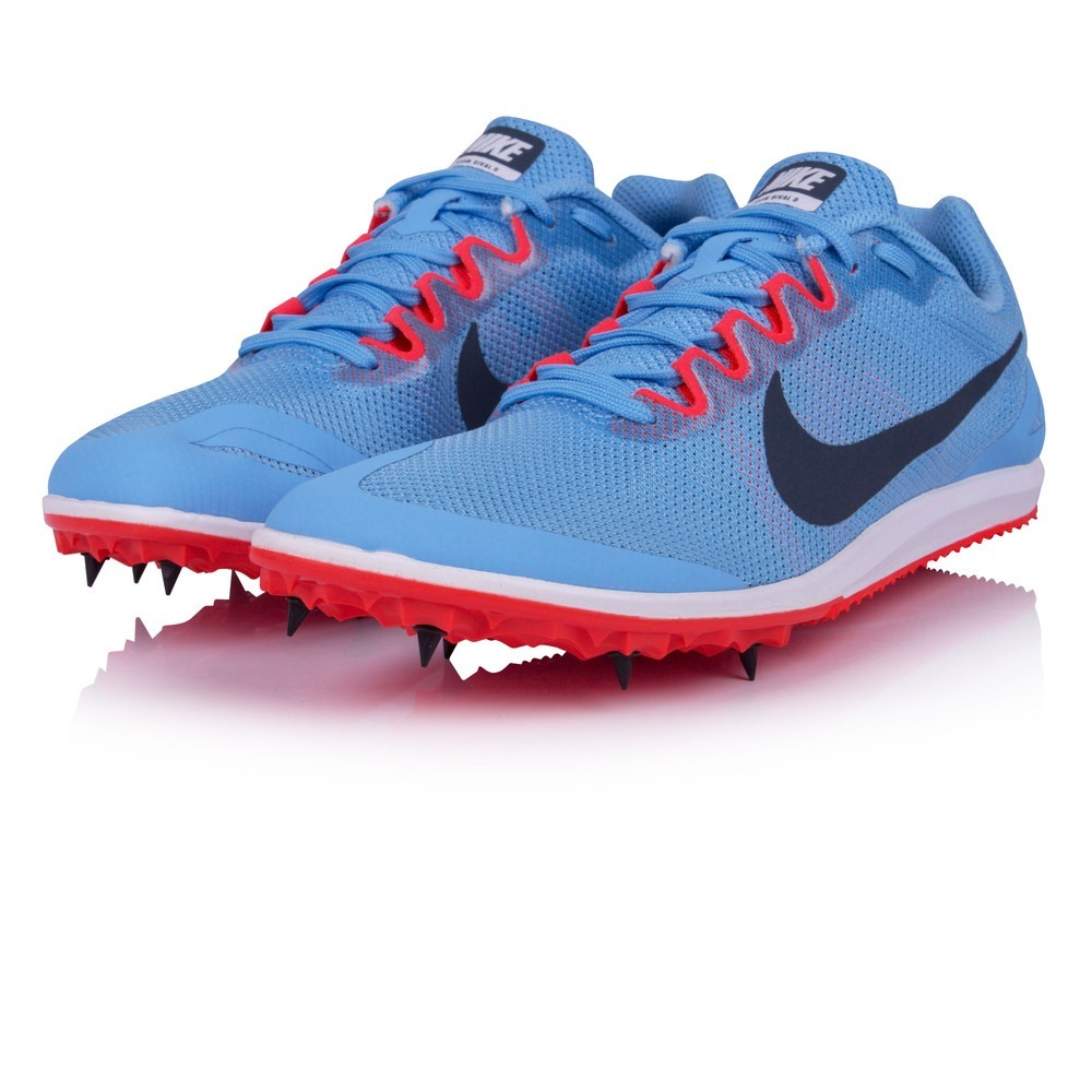 new arrival 872c3 c0375 zapatillas spikes clavos nike zoom rival d atletismo - usa. Cargando zoom.