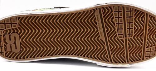 zapatillas spiral leaves mid men longboard nuevo liquidamos!