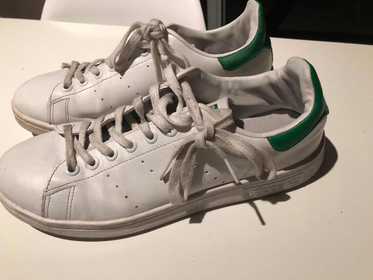 ea8d9405ced zapatillas stan smith blancas y verdes adidas originals t 38. Cargando zoom.