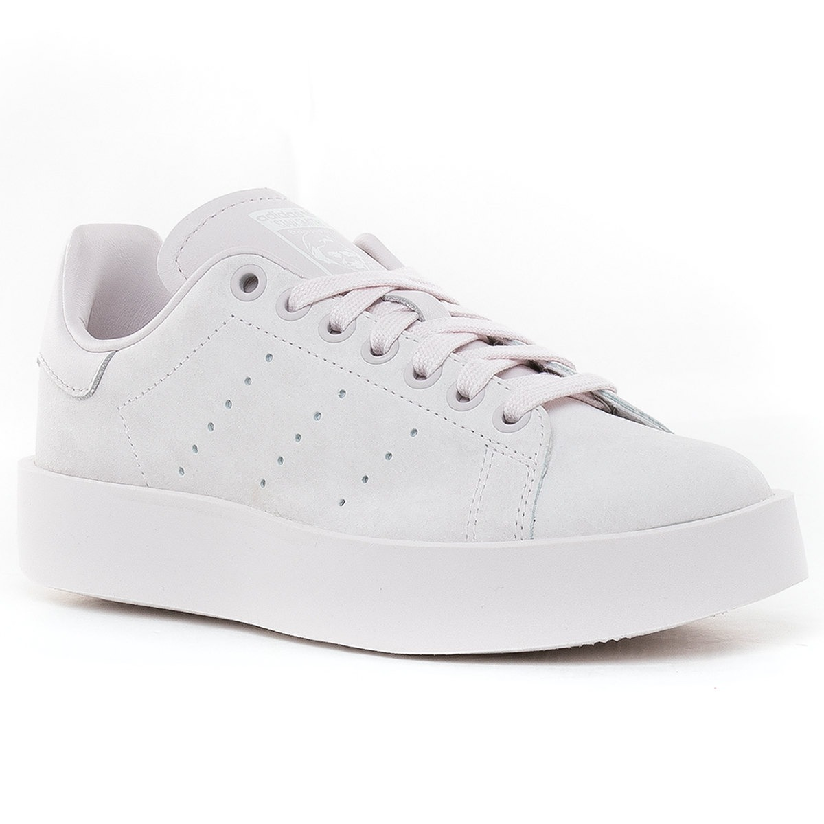 364d05adf8959 zapatillas stan smith bold blanco adidas. Cargando zoom.