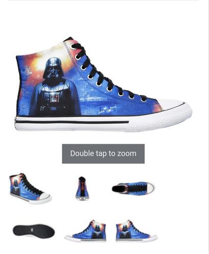 zapatillas star wars rogue one marca skechers originales