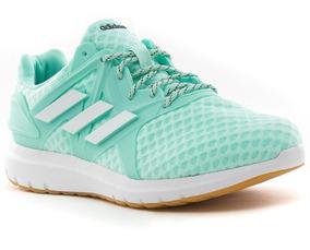 zapatillas verdes adidas mujer