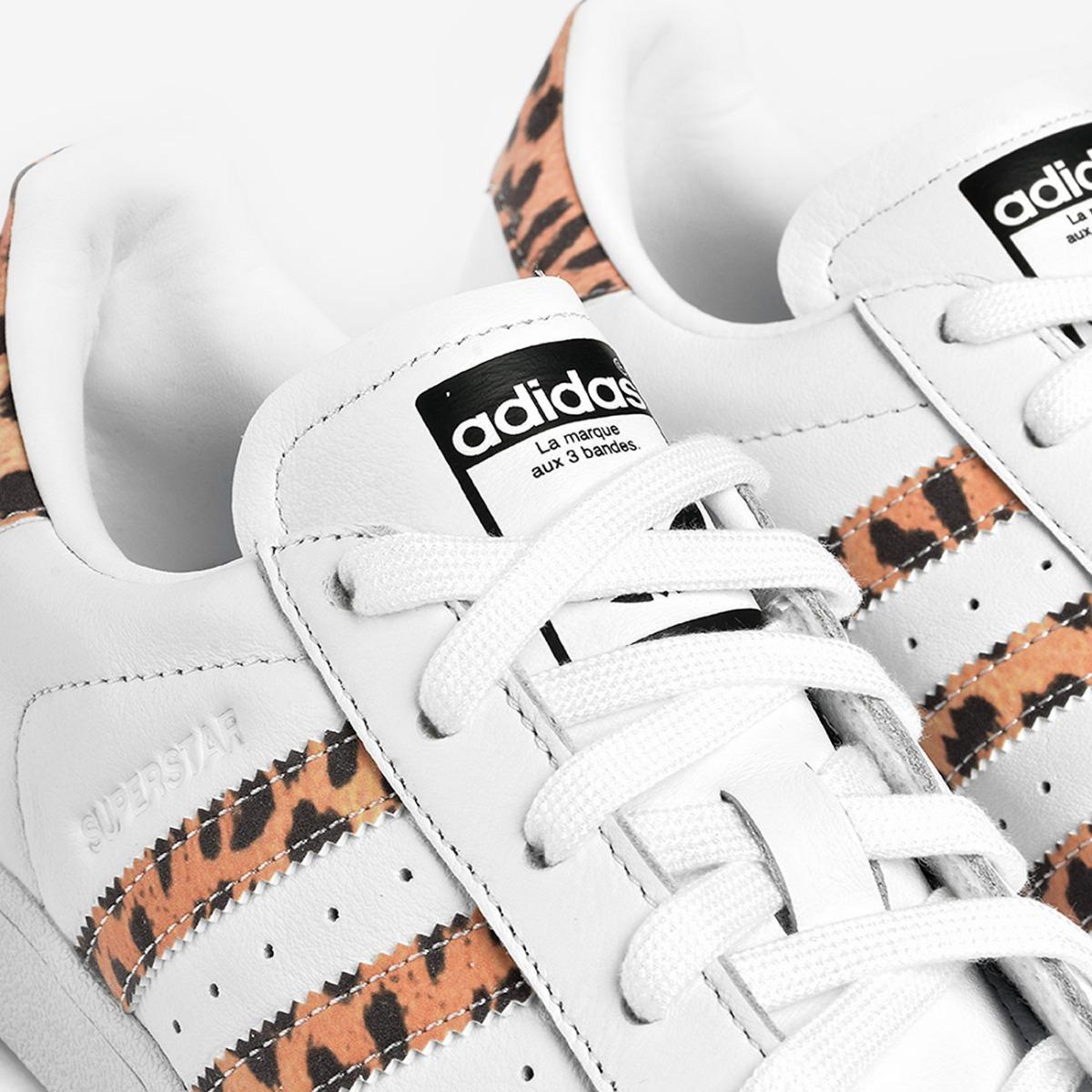 zapatillas superstar adidas blancas precio