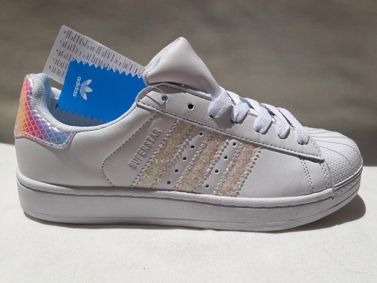 zapatillas superstar adidas blancas