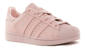 zapatillas adidas superstar rosa