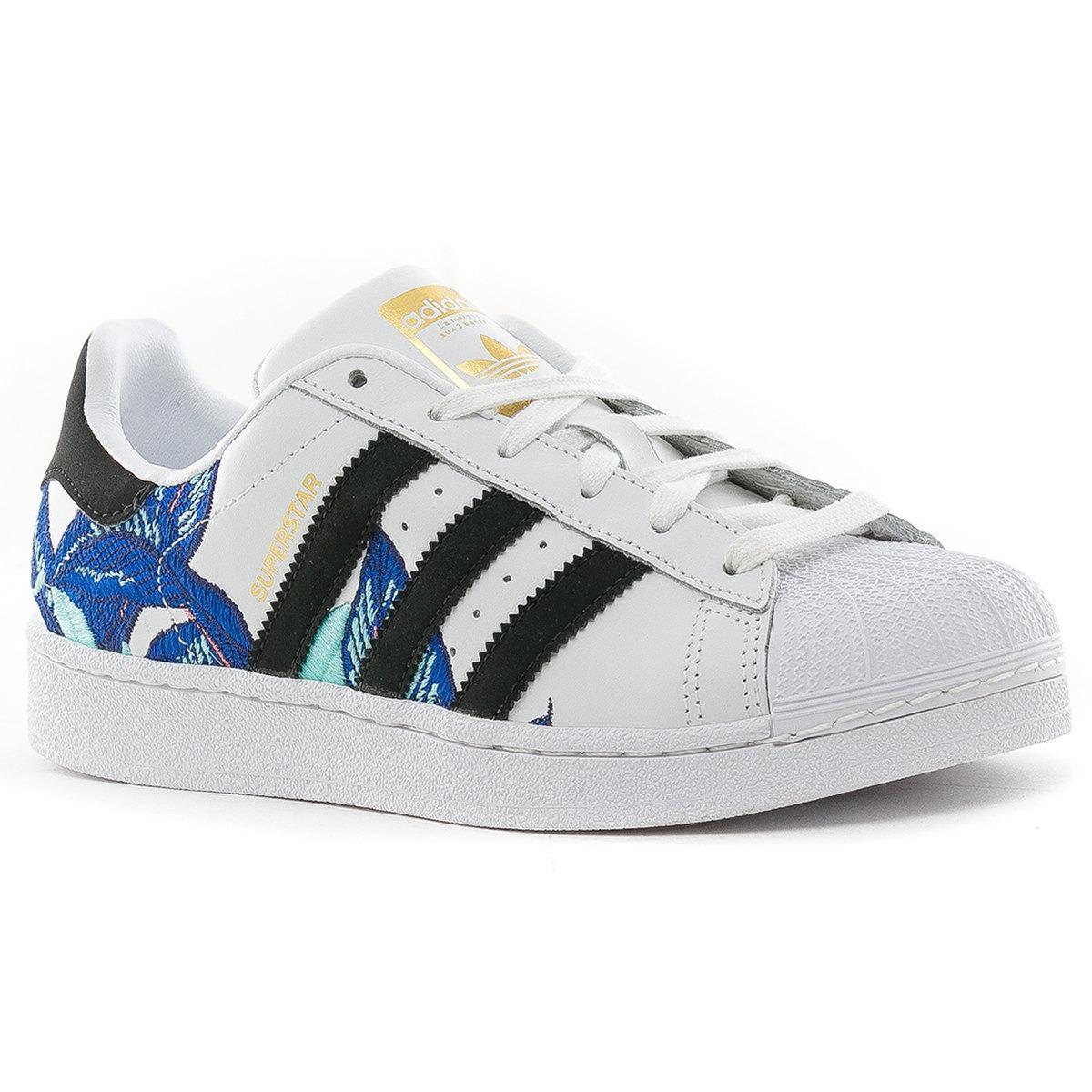 Zapatillas Superstar W Blanco adidas Originals