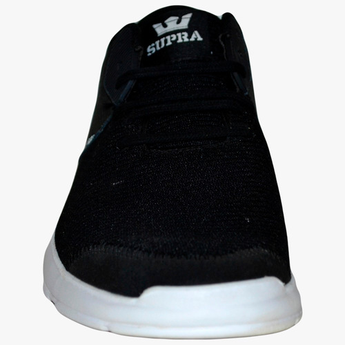 zapatillas supra noiz black white - sp061126