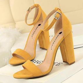 bajo precio 6cca0 764db Zapatos Vintage Y Retro Para Mujer - Zapatos Rosa en Mercado ...