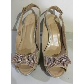 1d9799635381a Zapatos Dama Otros Westies - Zapatos Dorado en Mercado Libre México
