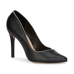 b57b3236f82d1 Zapato Cerrado Para Mujer Color Negro 12217 Sin Tacon - Zapatos en ...