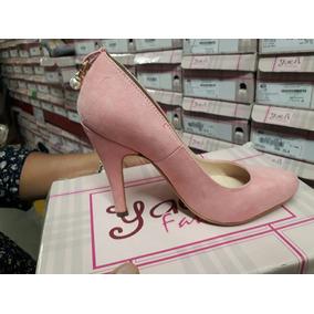 c83f65ba17 Zapatillas Mujer Numero 10 Color Bugambilia - Zapatillas y Tacones ...