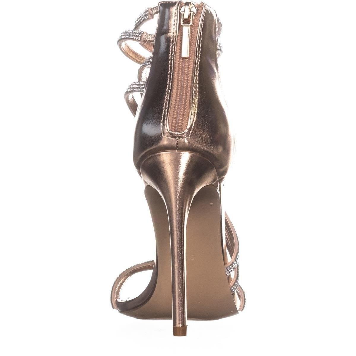 f6620493298 Cargando zoom... zapatos zapatillas tacones steve madden sweetest rose gold