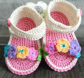 Tejidas Para Los Bebe Colores Todos En Zapatillas e2YWDIE9H