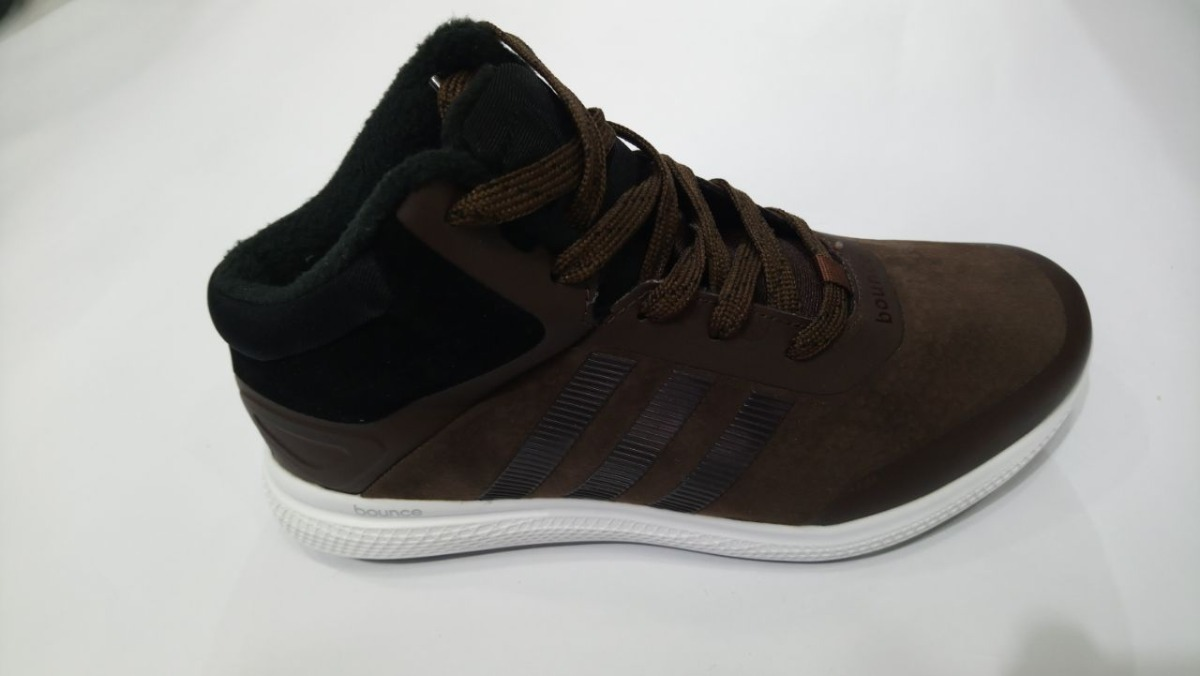 best website 36e6c 22ee6 Botas Hombre adidas Bb9tis Mid Casual