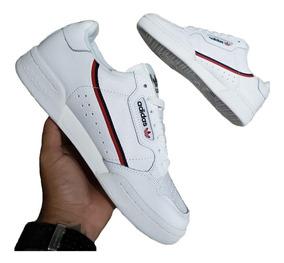 Zapatillas Tenis adidas Continental 80 Clásicas Hombre