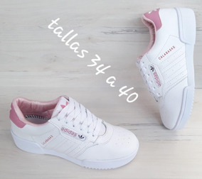 Zapatillas Tenis adidas Para Dama Tallas 34 Al 40