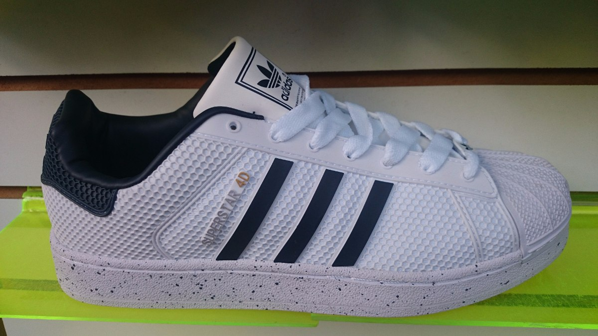 Adidas Superstar 4D boutique