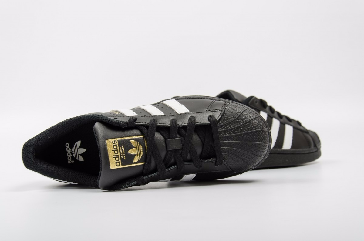 brand new 4692a 31d84 zapatillas tenis adidas superstar negras edición especial. Cargando zoom.