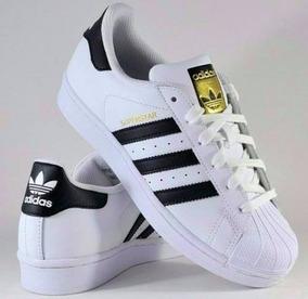 Adidas Tenis Superstar Original Niños Zapatillas trxhdsQC