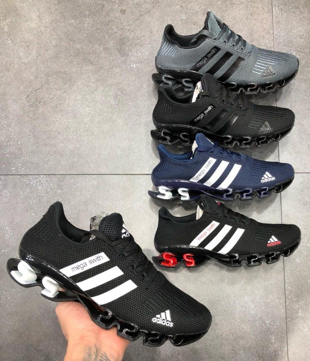zapatos clasicos fotos nuevas gran venta de liquidación Zapatillas Tenis adidas Ultima Coleccion 2019 Original