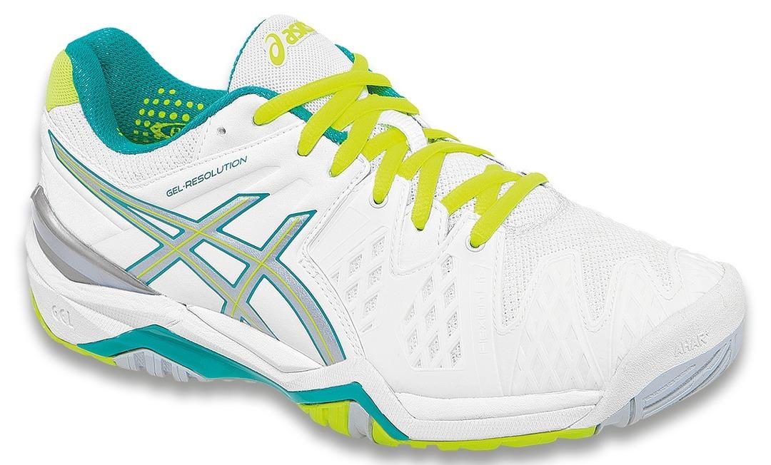 zapatillas tenis asics gel resolution 6
