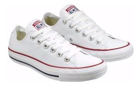 zapatillas de mujer converse blancas