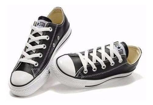 zapatillas hombre converse piel