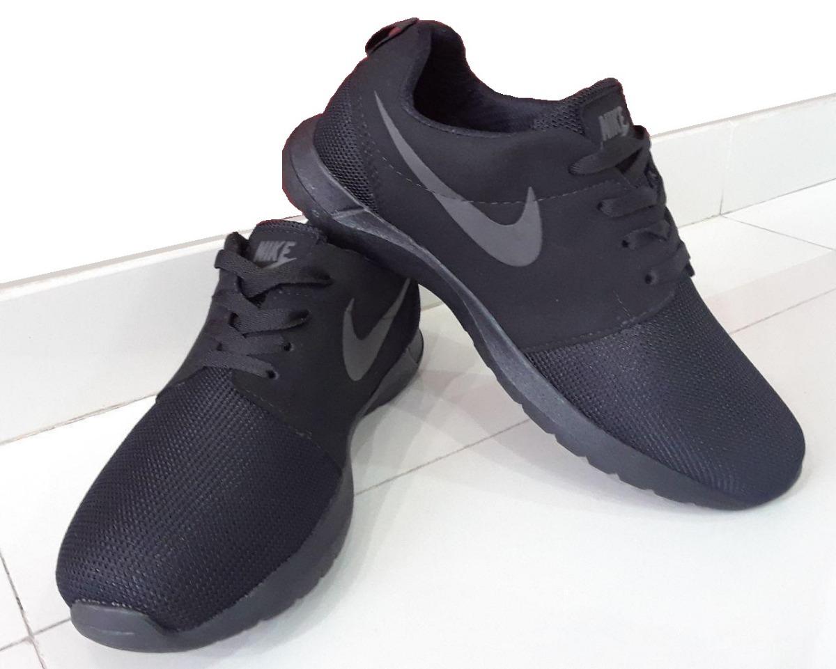 sale retailer 25524 0f34b Zapatillas Tenis Deportivos Nike Roche Rum Caballeros Y Dama