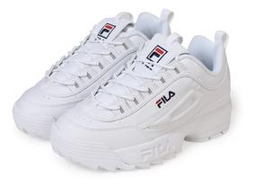 zapatillas bien fuera x calidad estable Zapatillas Tenis Fila Disruptor 2 Hardware Mujer Original