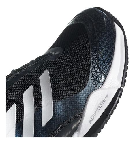 zapatillas tenis adidas barricade hombre