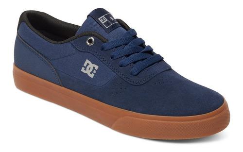 zapatillas tenis hombre dc switch s // skate // urbanas