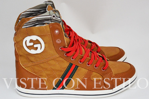 zapatillas tenis hombre gucci tallas 39-40 colombia