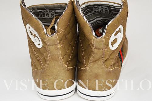 zapatillas tenis hombre gucci tallas del 38 al 42