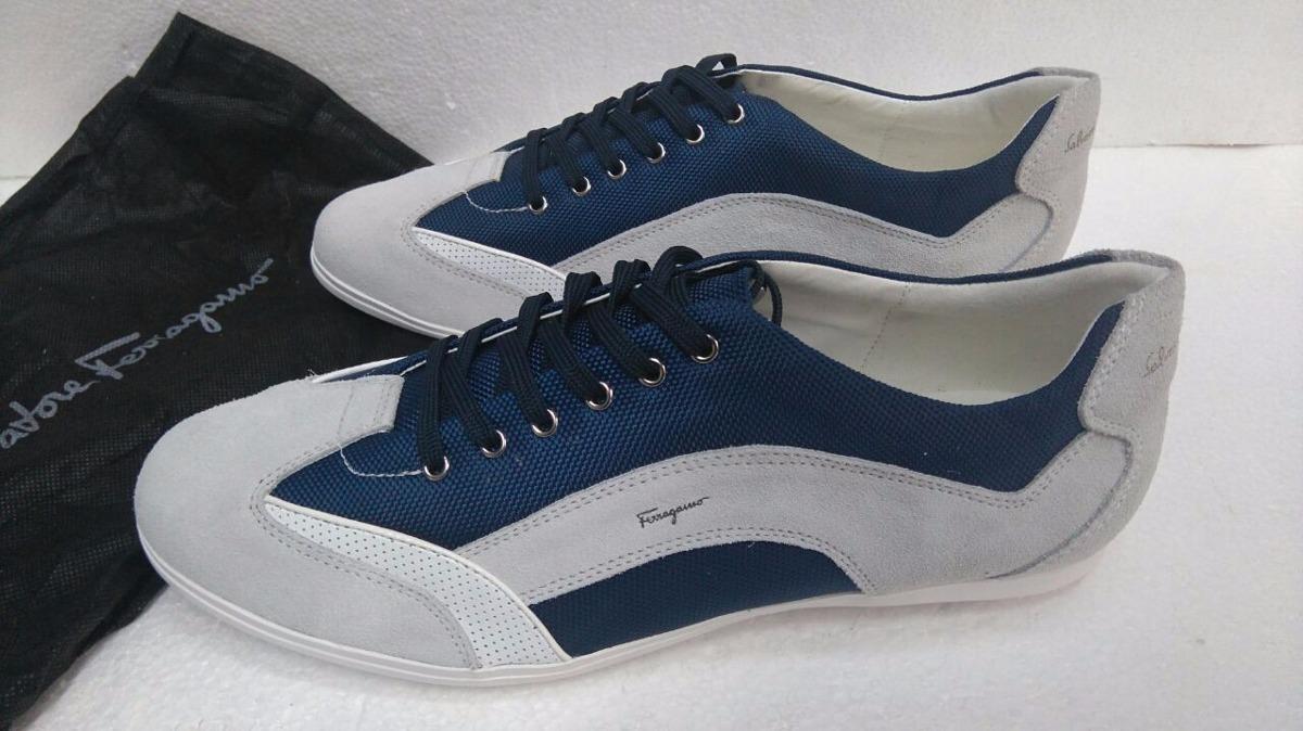 1852a079957ed Zapatillas Tenis Hombre Salvatore Ferragamo Original -   585.000 en ...