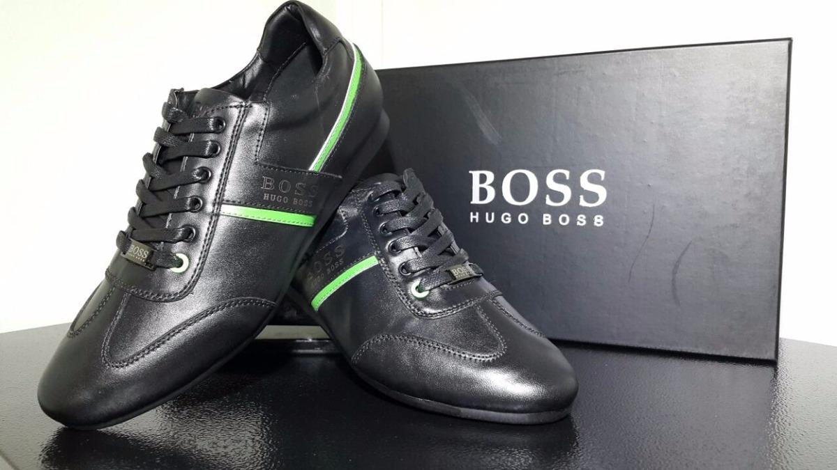 73396e88912 Zapatillas Tenis Hugo Boss Hombre Original -   785.000 en Mercado Libre
