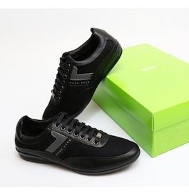 nuevo producto 759ec a2df0 Zapatillas Tenis Hugo Boss Hombre Original