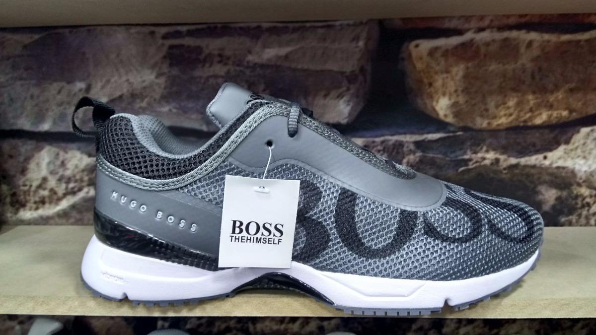 4b8a5a1250c Zapatillas Tenis Hugo Boss Hombre Ultima Coleccion -   455.000 en ...
