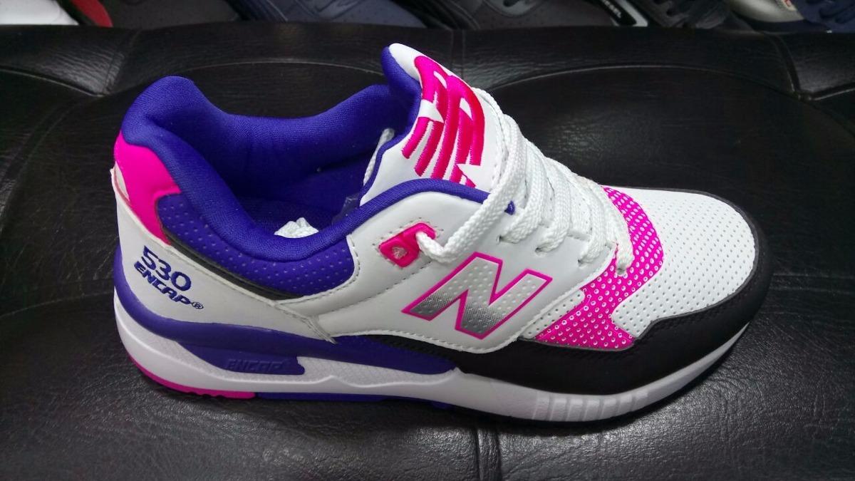 e259c3ae85698 Zapatillas Tenis New Balance 530 Encap Mujer -   235.000 en Mercado ...
