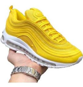 nike mujer zapatillas amarillas