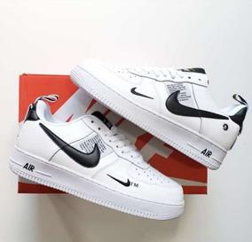 Zapatillas Tenis Nike Air Force Mujer