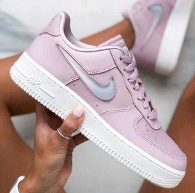 Zapatillas Tenis Nike Air Force One Mujer Original