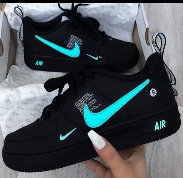 Zapatillas Tenis Nike Air Force One Hombre Mujer Original