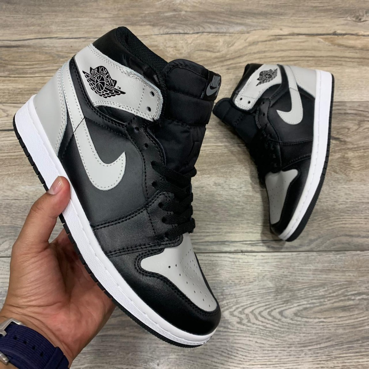 Zapatillas Tenis Nike Air Jordan 1 Mid Hombre Original