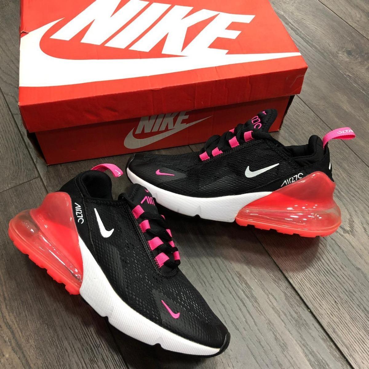 Zapatillas Tenis Nike Air Max 270 Mujer Original