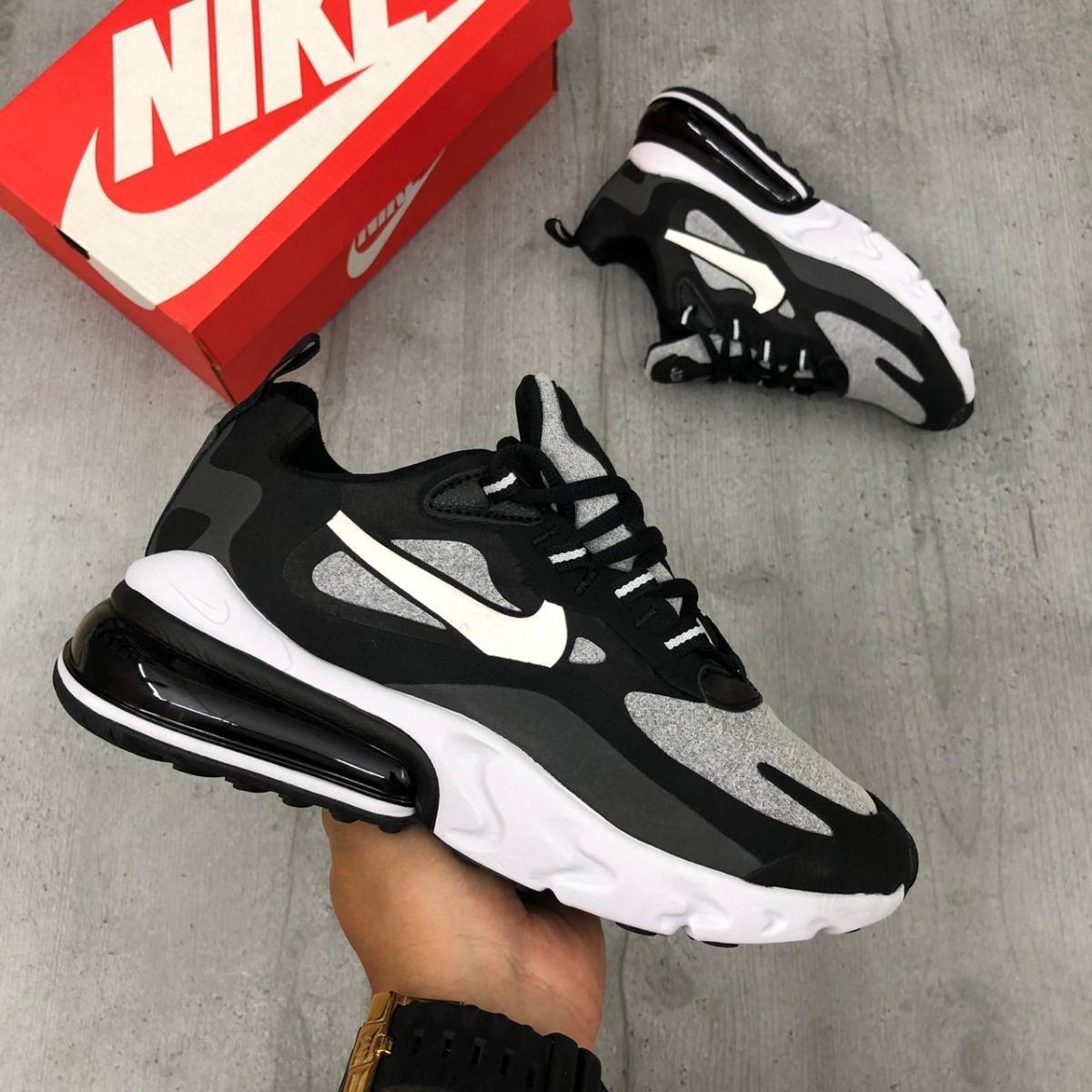 Zapatillas Tenis Nike Air Max 270 React Hombre Original